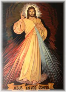 Jesus de la DivinaMisericordia