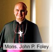 Mons. John P. Foley