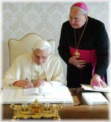 Benedicto XVI Enciclica