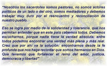 Cita de Antonio Lopez Castillo