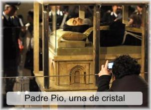 Cuerpo del Padre Pio