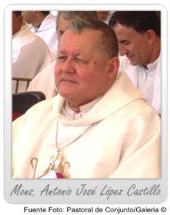Monseñor Antonio Lopez Castillo