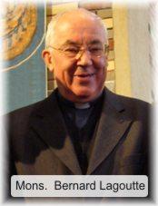 Monseñor Bernard Lagoutte