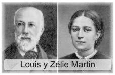 Louis y Zelie Martin