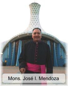 Monseñor José Isabel Mendoza