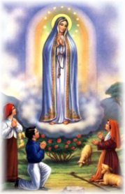 Virgen Fátima