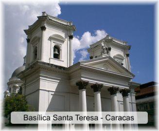 basilica santa teresa