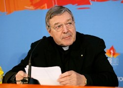 Arzobispo de Sydney, Cardenal George Pell