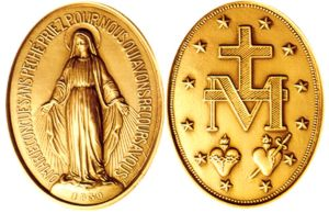 Medalla Milagrosa Imagen