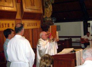 Misa Solemnidad de la Virgen Maria