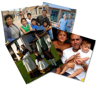 Mosaico de las Familias