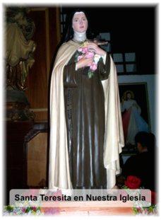 Imagen de Santa Teresita