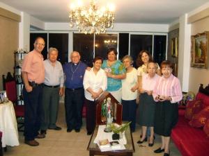 Ejemplo de Cenáculo, Cortesía de la Familia Torres