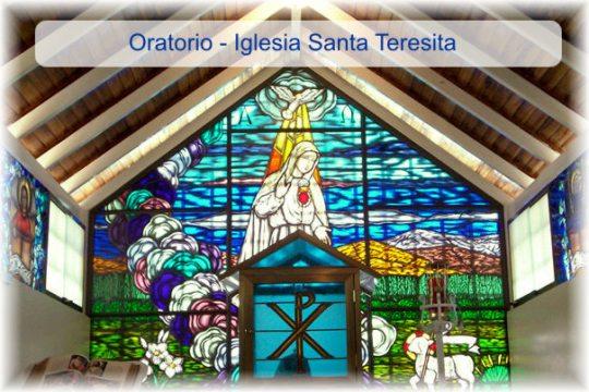 Oratorio Iglesia Santa Teresita