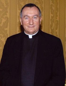 Monseñor Pietro Parolín