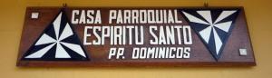 Detalle - Casa Parroquial