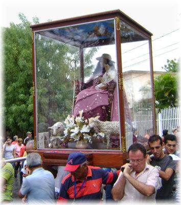 Divina Pastora Iglesia Santa Teresita