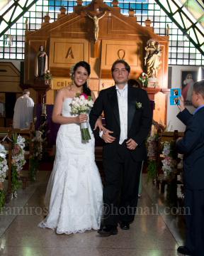 Ya se casaron