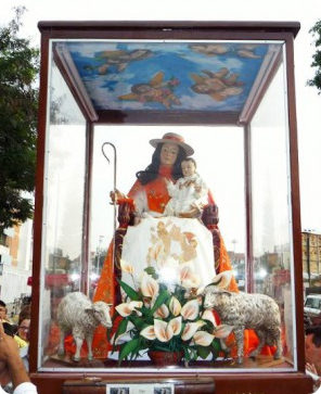 Visita Divina Pastora